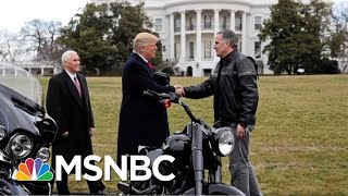 Harley-Davidson Is Losing Jobs In President Donald Trump's Trade War | The Last Word | MSNBC