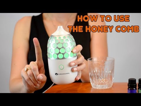 how-to-use:-gurunanda-honeycomb-ultrasonic-diffuser