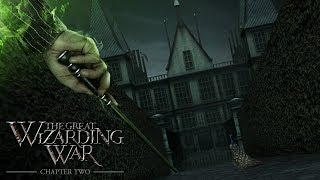 The Great Wizarding War - Chapter 2 - The Chess Master