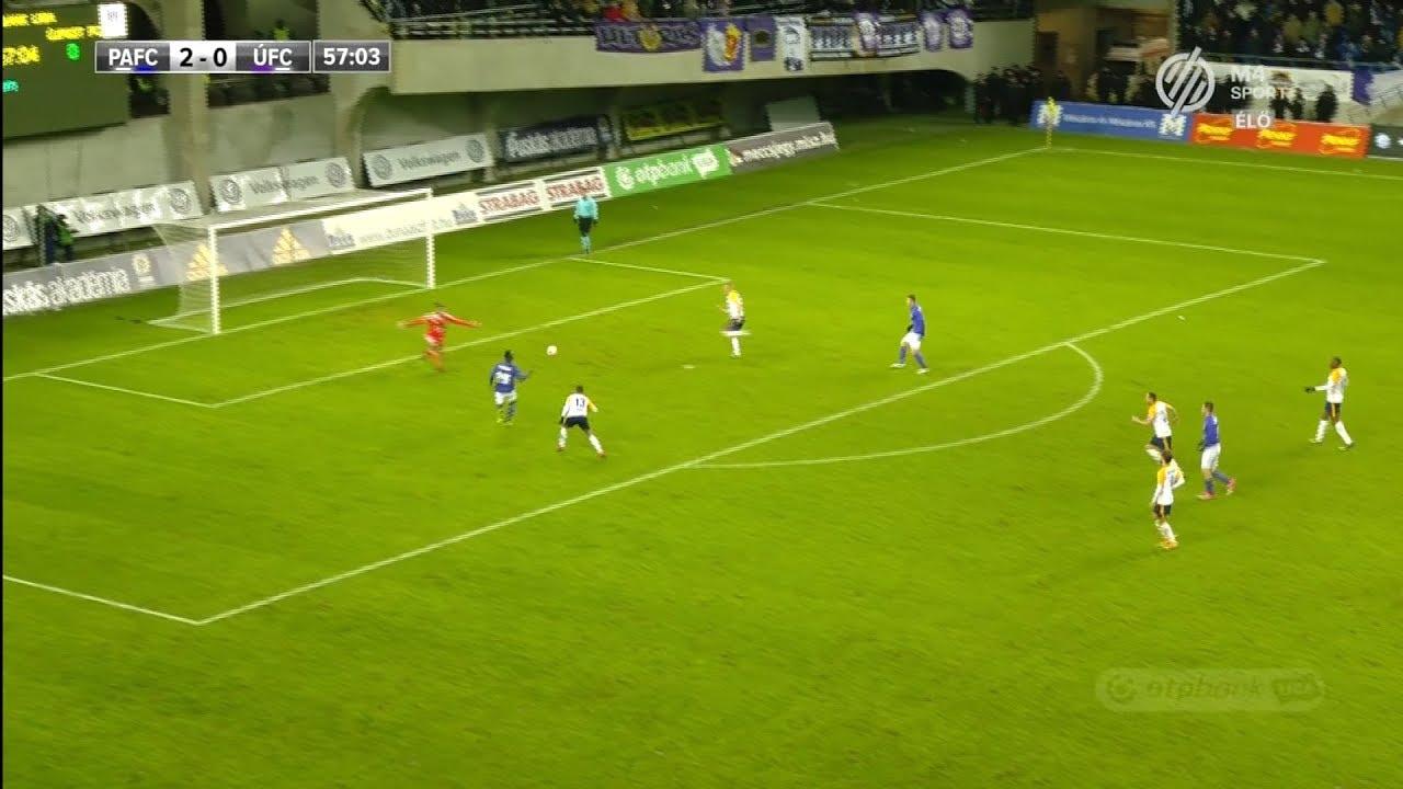 Puskás Akadémia FC - Újpest FC | 2-1 (2-0) | OTP Bank Liga | 19. forduló | 2017/2018 | MLSZTV