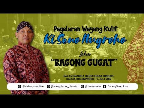 #LiveStreaming KI SENO NUGROHO - BAGONG GUGAT