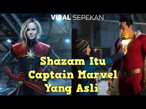 Perang Dingin DC dan Marvel Lahirkan Tokoh Shazam dan Captain Marvel Mp3
