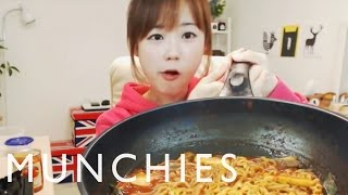 vuclip The Food Porn Superstars of South Korea: Mukbang