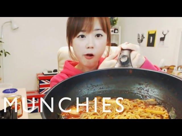 A peek into the life of South Korea's food porn superstars