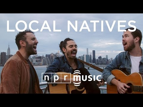 Local Natives: NPR Music Field Recordings