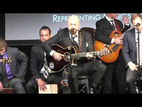 Zac Brown Band performs