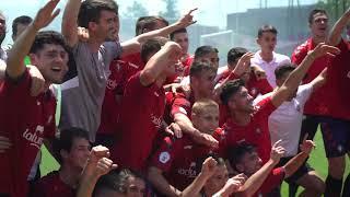Osasuna Promesas asciende a Segunda División B -2.6.19