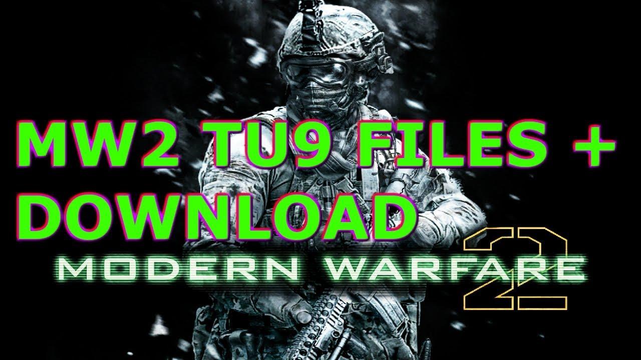COD MW2 TU9 Files + Download [Rgh Tutorial]