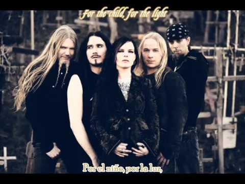 Nightwish  For the heart I once had Subtítulos Español  Lyrics On Screen