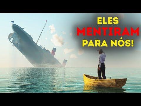 Foi Revelada a Verdade Sobre o Titanic