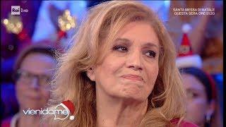 """Iva Zanicchi: """"Gli amori della mia vita"""" - Vieni da me 24/12/2018"""