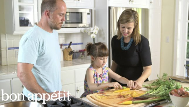 Cooking at Home with The Hatfields - Little Chefs Big Meals