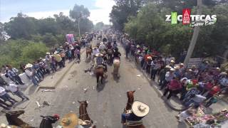 Sábado de Gloria Jerez, Zacatecas 2014