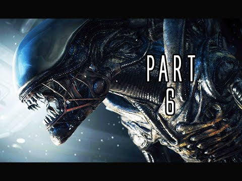 Alien Isolation Walkthrough Part 6 - Dr. Kuhlman (PS4 Gameplay Commentary)