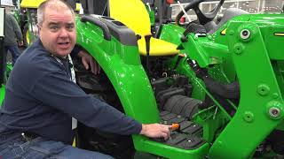 new-tractor-from-john-deere-3035d-at-the-national-farm-machinery-show