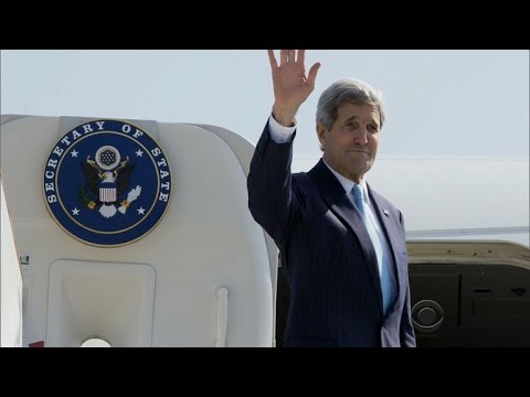 John Kerry's concerns about Trump undoing his achievements