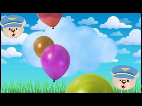 Convite Animado Chá De Bebê Ursinho Aviador