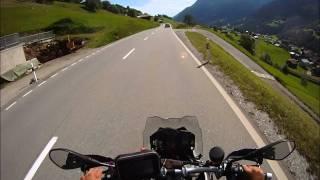 Sumvitg,Lumneins,Trun to Feldkirch(Austria through Liechtenstein)