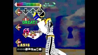 Dance Dance Revolution Konamix (PlayStation) The Earth Light