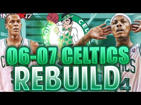 NBA 2K17 MY LEAGUE: REBUILDING THE