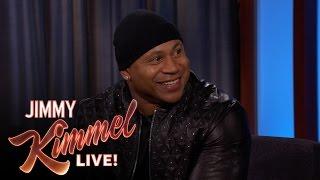 LL Cool J Reveals Family Prank