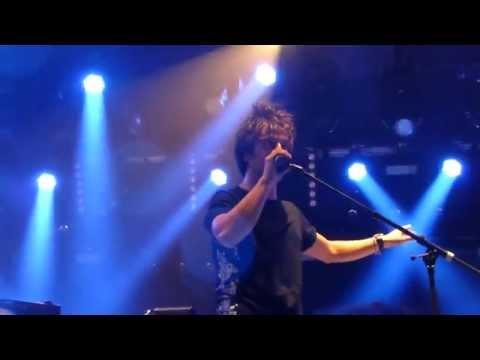 Jamie Cullum - a few songs live - Tollwood Musik-Arena Munich 2014-07-27