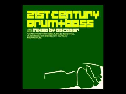 Decoder ‎– 21st Century Drum N Bass Mix CD 3 (2000)