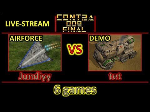 Contra 009 Final - Jundiyy Vs Tet - 6 Games