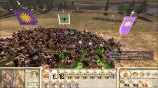 Alexander RTW Historical: Battle of the Granicus (Very Hard level)