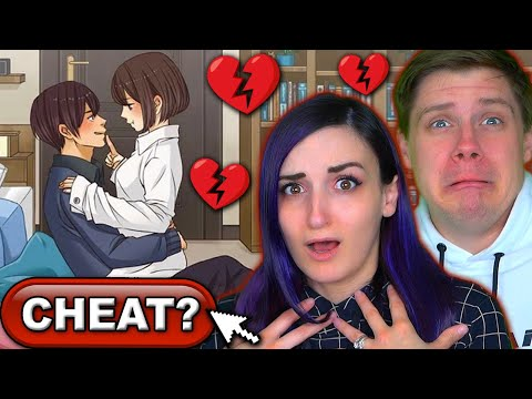Couple Plays App Game That BREAKS UP COUPLES (DO NOT Download)