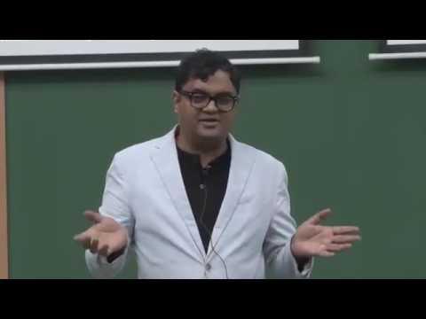 Umakant Soni (Founding partner - Pi Ventures) | Ranjan Kumar Memorial Lecture Series