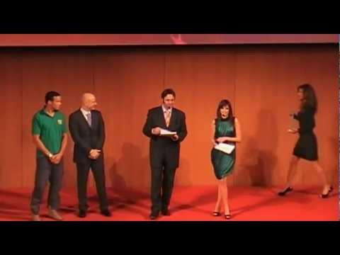 Premiazione StelleNello Sport2012ElisaBisi.avi