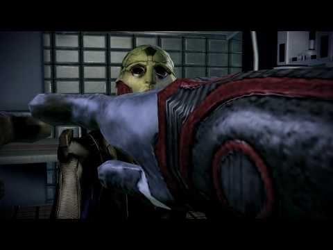 Mass Effect Elcor Romance
