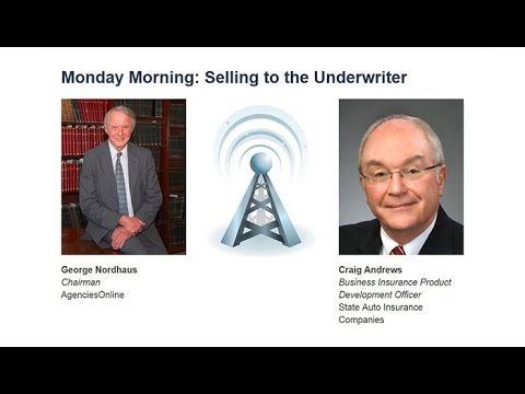 Monday Morning: Selling to the Underwriter