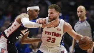 Detroit Pistons vs Los Angeles Clippers NBA Full Highlights (13th January 2019)