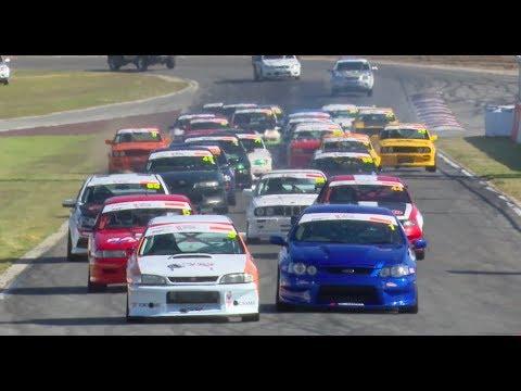 2017 IPRA Nationals Highlights Barbagallo Raceway Perth