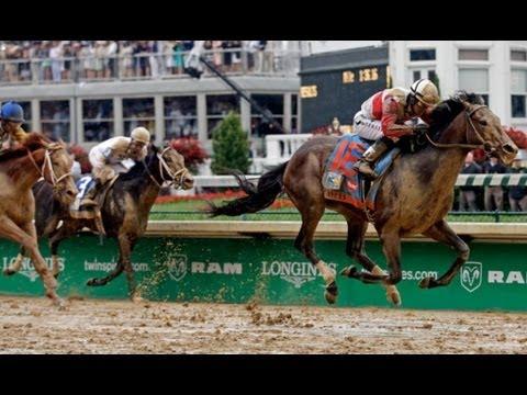 2013 Kentucky Derby - Orb + Post Race