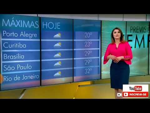 URGENTE ( PREVISÃO DO TEMPO , BRASIL NA MIRA DE TORNADOS ) 23/02/2018