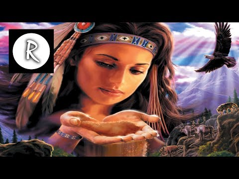 Native american prayer - music album - Shaman music - Native American wood flutes