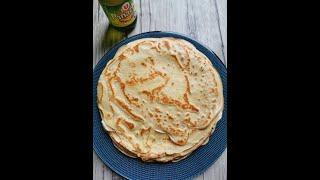 Découvrez vite la recette surprenante de la pâte à crêpes au panaché !