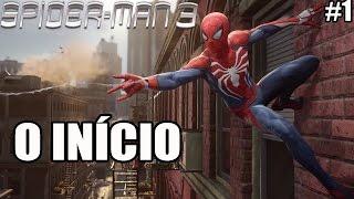 Spider Man 3 - Xbox 360 e PS3 - O HOMEM ARANHA EM ALTA DEFINIÇÃO - parte 1