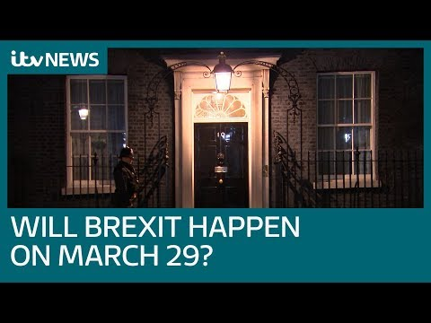 Is the UK prepared to leave the EU in ten days' time? | ITV News