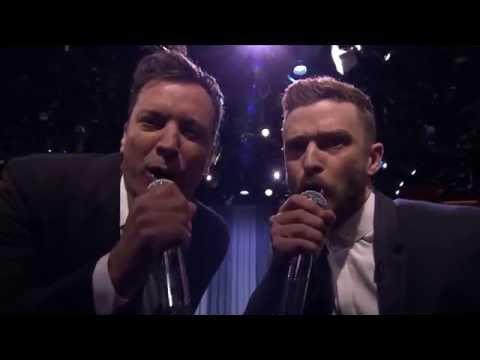 Justin Timberlake and Jimmy Fallon - not a bad thing