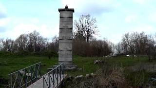 немецкий памятник первой мировой войны. пос. полевое. калининградская область.