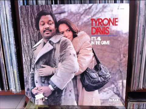 TYRONE DAVIS - YOU DON´T HAVE TO BEG ME TO STAY