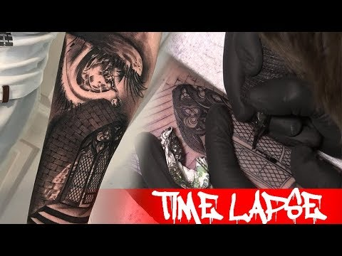 a-new-world---tattoo-time-lapse