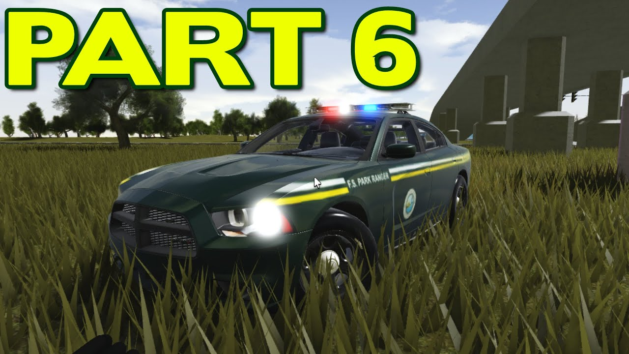 ROBLOX Leon County Patrol Part 6 | Box Him!