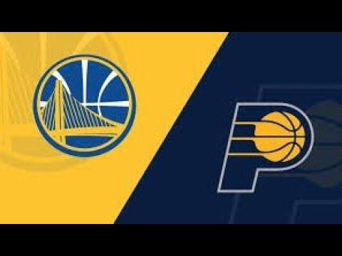 Golden State Warriors Vs Indiana Pacers play by play