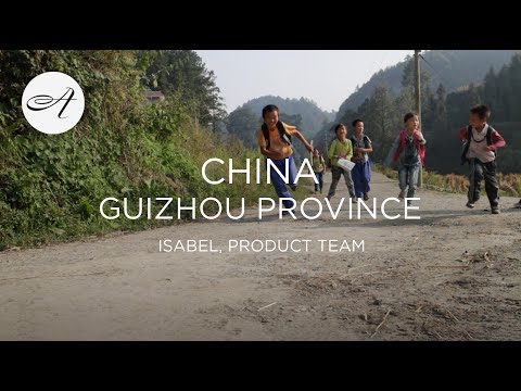 My travels in China - Guizhou Province with Audley Travel
