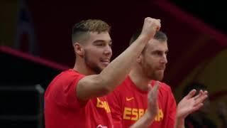 España vs Serbia - Mundial de Baloncesto (8 - 9 - 2019)